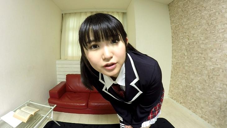 アダルトVR動画:【無料】浅田結梨:疲れた時に見るべきVR動画「おつかれさま、パンツにする?おっぱいにする?」の巻