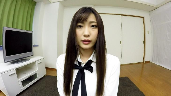 アダルトVR動画:【無料】これからハメるのはこの娘です。カノジョの名前はあかりです。