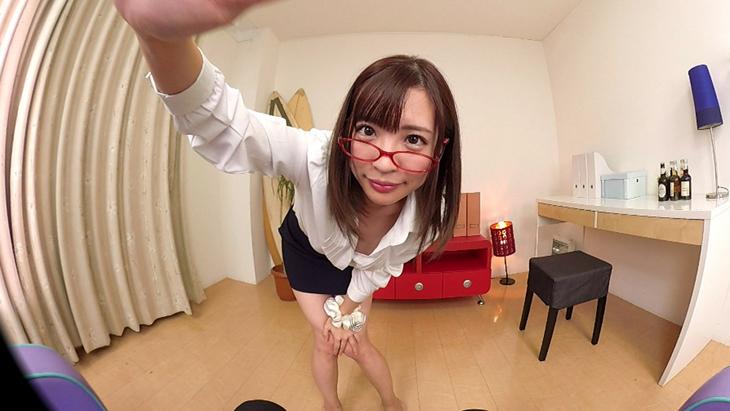 アダルトVR動画:【無料】佐々波綾:ちょいみせ!ボクの家庭教師は…日本一のエロマン先生<仮>!?