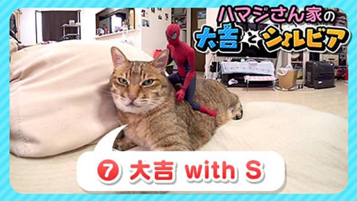 VR動画:#7 大吉 with S / 大吉とシルビア