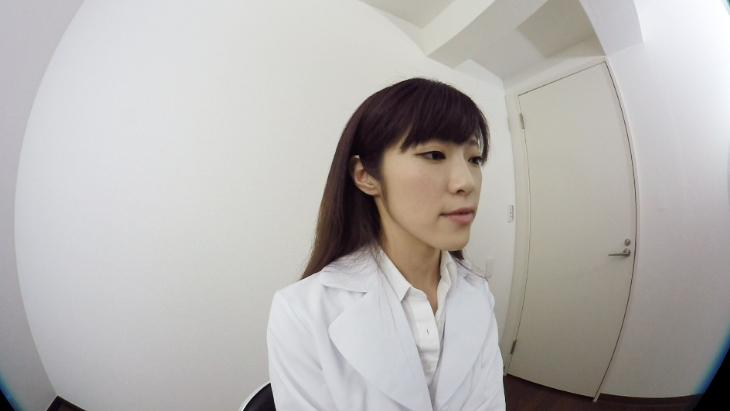 アダルトVR動画:さら先生の診察
