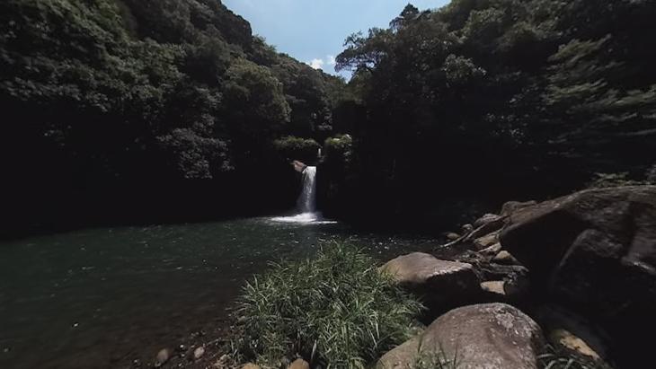 鹿児島県 観音滝公園・曽木の滝 ダイジェスト画像2