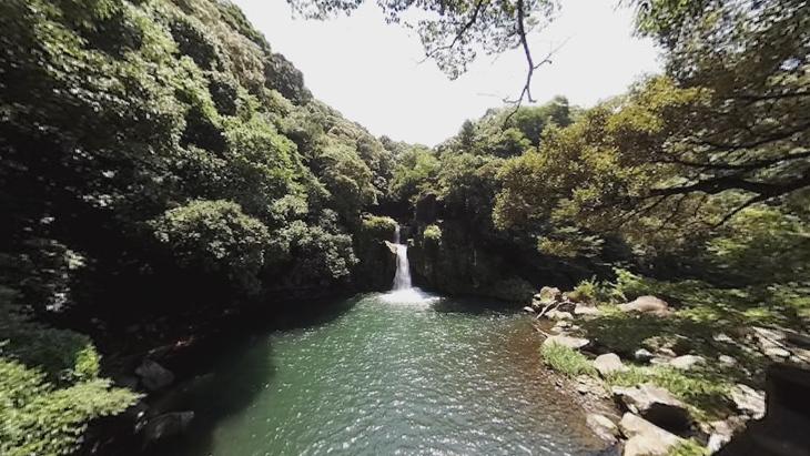 鹿児島県 観音滝公園・曽木の滝 ダイジェスト画像3