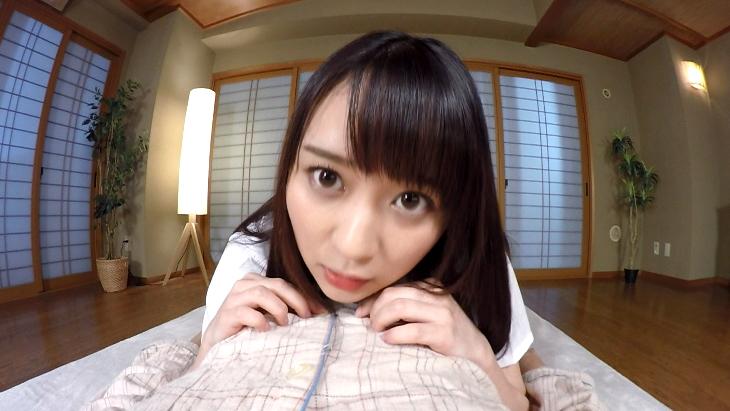 アダルトVR動画:心花ゆらがアナタの妹になって中出しSEX!VRだから本当にしてるみたいでしょ!【女子校生コスプレ編】