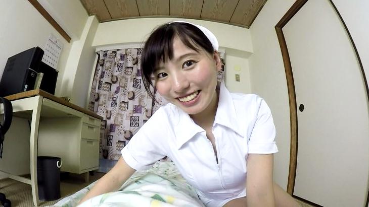 アダルトVR動画:エロ過ぎる看護師のお姉さんは患者の巨チンをお口で看護しちゃいます!