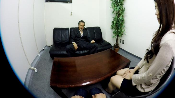 アダルトVR動画:借金が返せなかった末路・・・