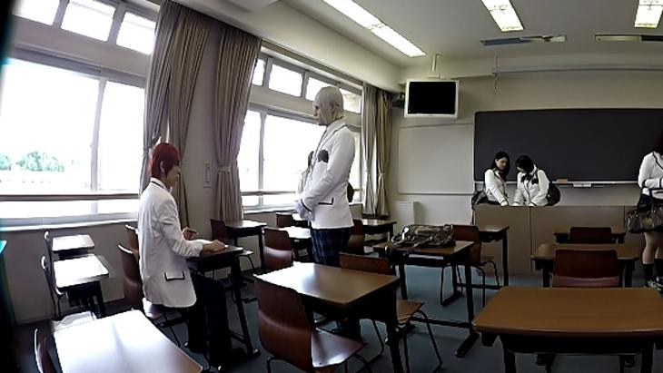 VRアルスマグナ 神生アキラ×泉 奏 ダイジェスト画像1