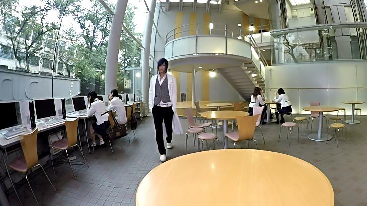 VRアルスマグナ 九瓏ケント×神生アキラ ダイジェスト画像2