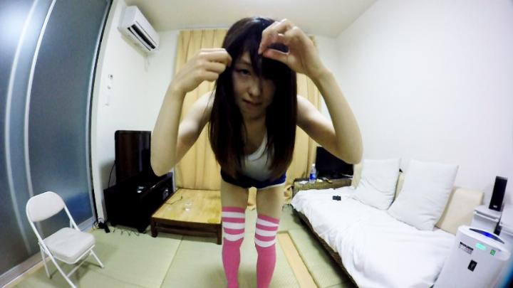 アダルトVR動画:俺は鏡~部屋でダラダラ女の子の私生活を観察~
