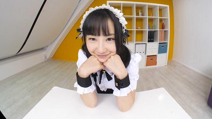 【通常版】神坂ひなの:かわいいメイドと中出しエッチ!ボクのことを好き過ぎるご奉仕メイドとのなんともうらやましい日常。