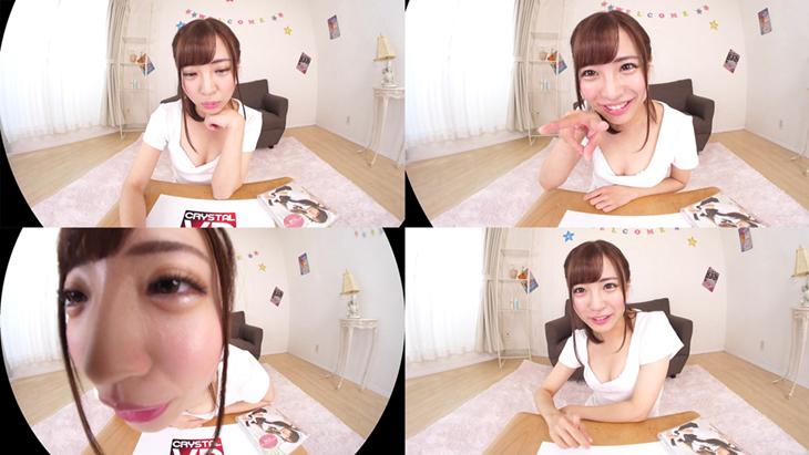 【通常版】65分長尺VR 「みんな…綾と一緒におなみーしよ!」佐々波綾のドキドキノーカット生配信!VRでキャスしてみたよの巻!