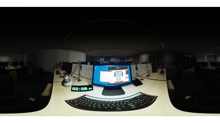 オフィスのむこうがわ ~VR恐怖体験~:2枚目