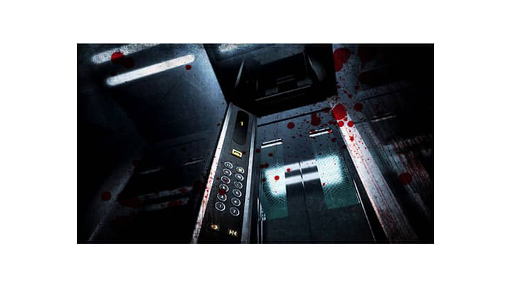 エレベーターのむこうがわ ~VR恐怖体験~:1枚目