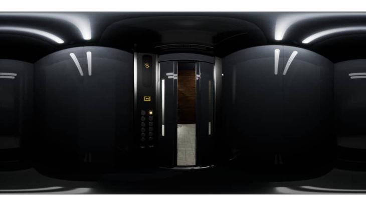エレベーターのむこうがわ ~VR恐怖体験~:2枚目