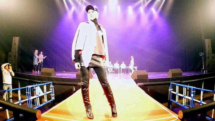 日本初ファッションショーVR化!! 第1回東京トップコレクション by アイタリー ダイジェスト画像2
