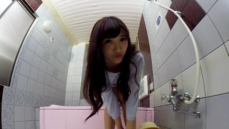 お風呂場で色んなことしてみました