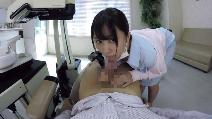 欲求不満歯科助手と歯の治療中にこっそりSEX