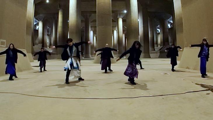 REACH PV 第2弾! VRダンス動画「愛哀物語」 ダイジェスト画像4