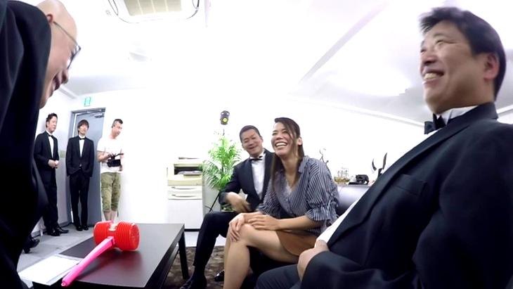 ザ・面接 現場潜入 呉服屋店員 主婦 スポーツジムインストラクター 審査員もヨダレたらして想像中!