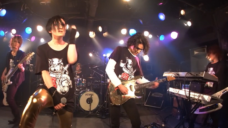 MATENROU OPERA BOYS ONLY GIG - LIVE摩天狼2017 - ダイジェスト画像6