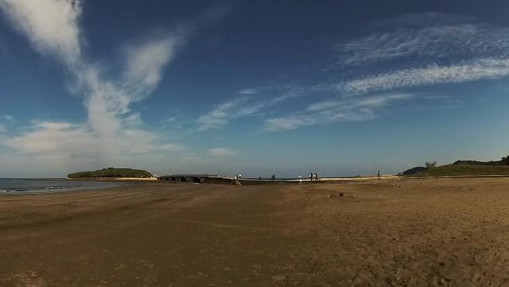 宮崎県 青島海岸周辺風景:1枚目