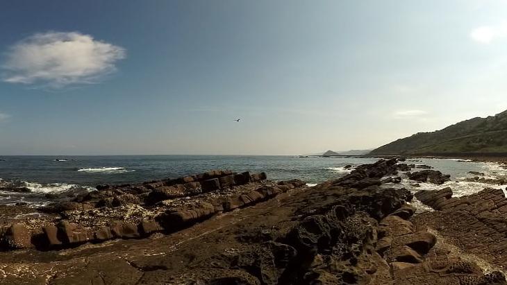 宮崎県 青島海岸周辺風景:2枚目