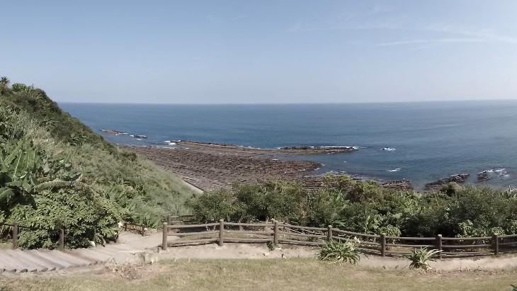 宮崎県 青島海岸周辺風景:5枚目