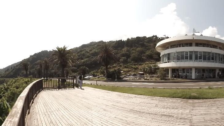 宮崎県 青島海岸周辺風景:6枚目
