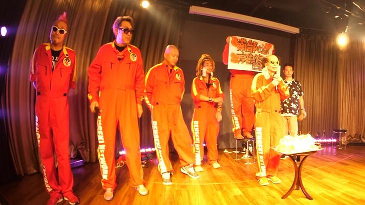 電撃ネットワーク TOKYO SHOCK BOYS 南部虎弾 復活&Birthday Party:6枚目