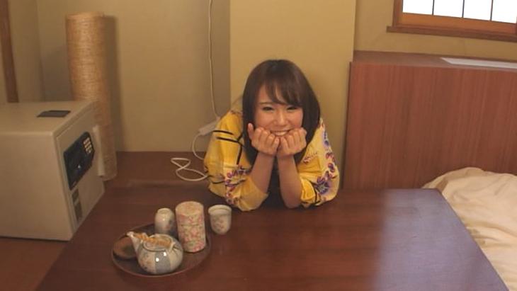 【匠】彼女と旅館でラブラブイチャイチャ生挿入SEX 北川ゆず