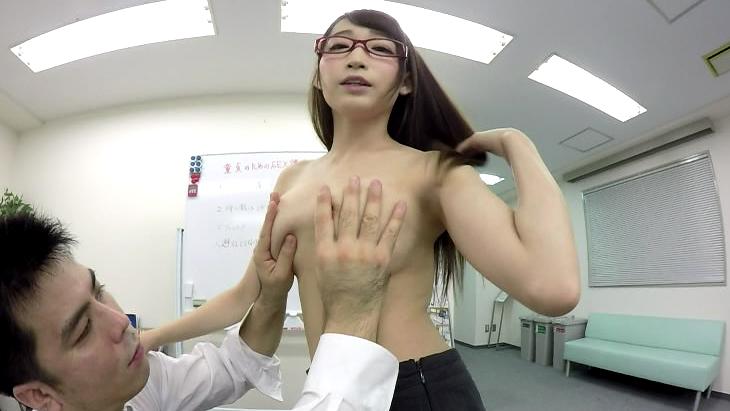 蓮実クレアの実践SEX講座