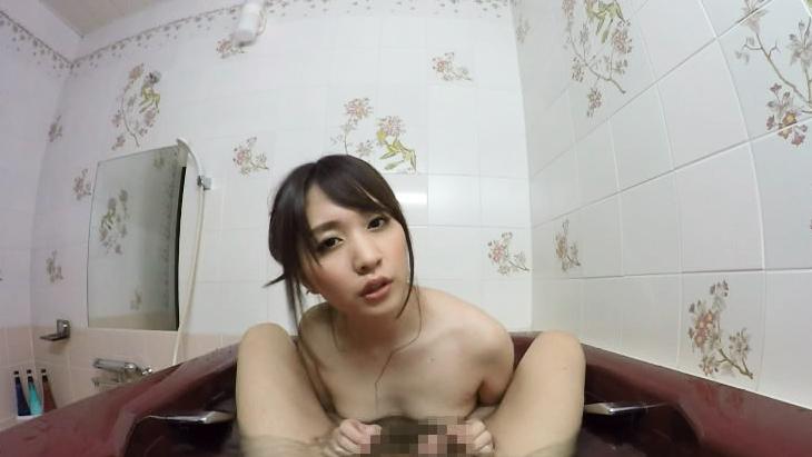 桜木優希音 お風呂場フェラ