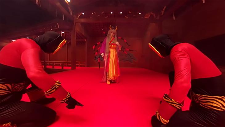 天尊降臨ヒムカイザーショー『その名はヤマビコ』編 ダイジェスト画像1