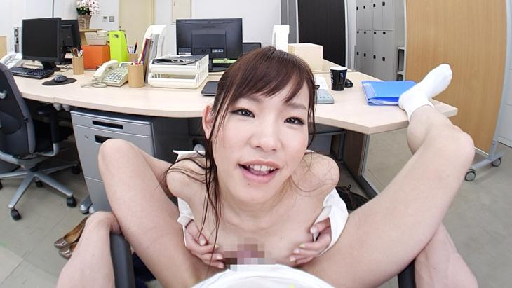 【匠】休日出勤してたら肉食女子が誘惑!!会社でこっそり中出しSEX!  双葉良香