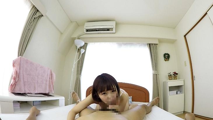 佐倉絆とふたりっきり密着ラブラブVRセックス「きずぽんと超気持ちいいエッチいっぱいしよっ!!」