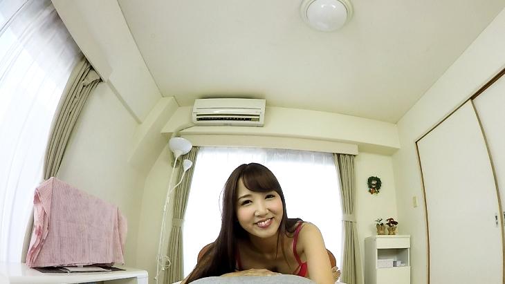 友田彩也香とふたりっきり密着ラブラブVRセックス「ともちんと超気持ちいいエッチいっぱいしよっ!!」