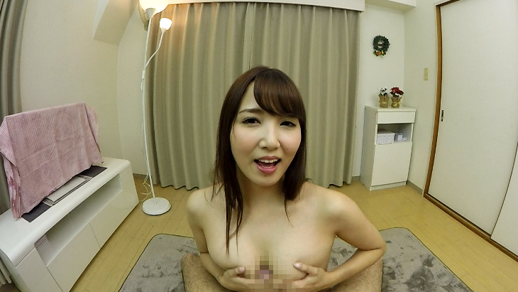 友田彩也香 いやらしいVRフェラ あなたのチ●ポをねっとりジュボジュボペロペロ