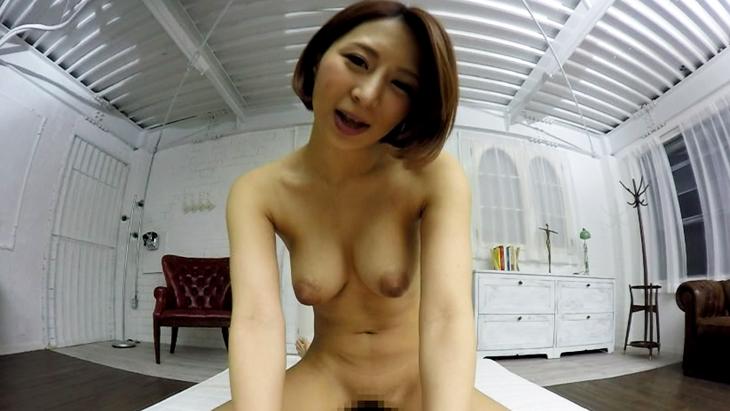 枢木みかん 生中出しスペシャル!! VRだから本当にセックスしてるみたいでしょ!