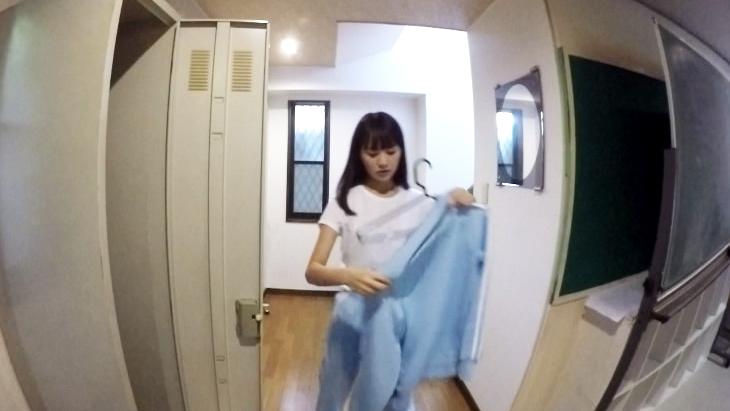浜田翔子~着替え編~ ダイジェスト画像2