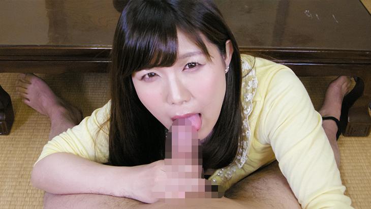 見つめてヴァーチャルフェラ 美泉咲