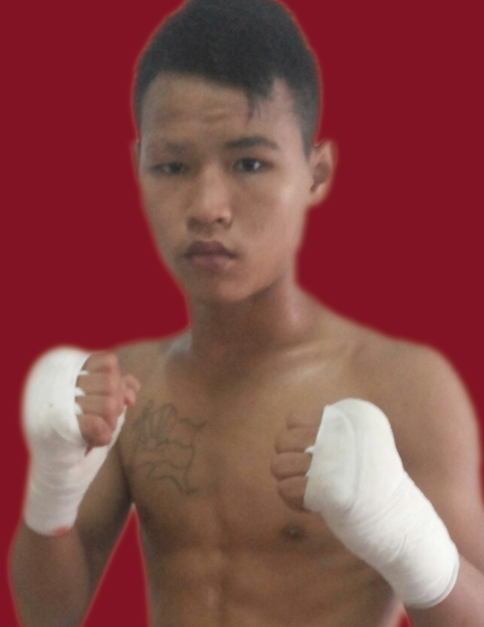 VR動画:SAW HTOO AUNG