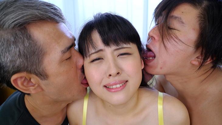 【4K】耳舐め 首舐め イメージ