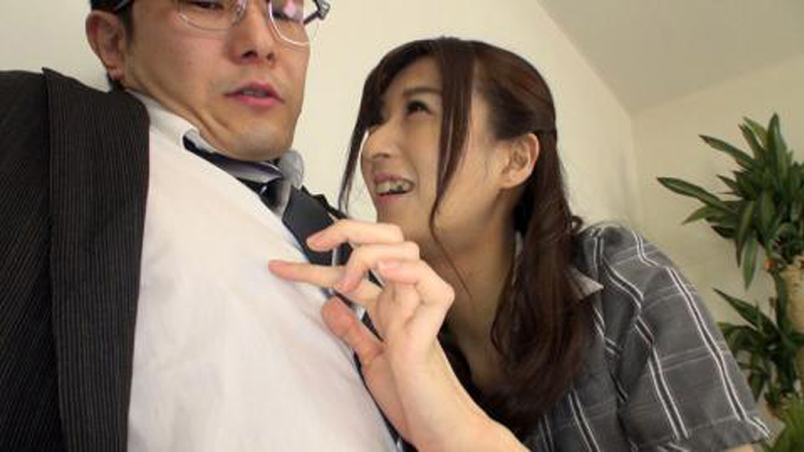 【U.F.O.SA連動】乳首が一番性感帯の男女がただひたすらにお互いの敏感乳首をいじりあいっこ イメージ