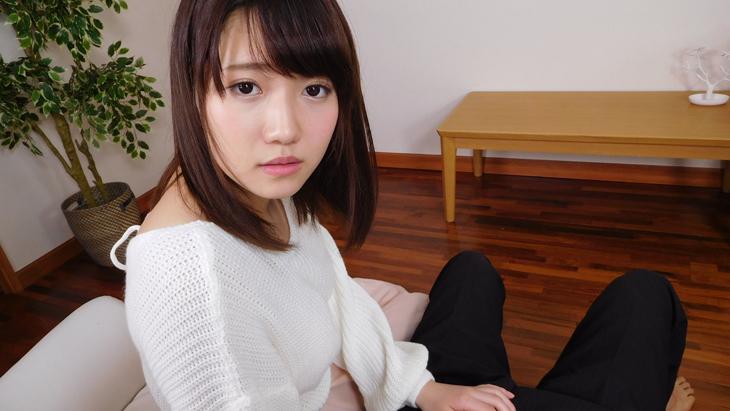 菊川みつ葉 アナタと初めてのエッチ「恥ずかしいけどたくさんキスしたいな」イチャイチャ密着見つめ合いSEX