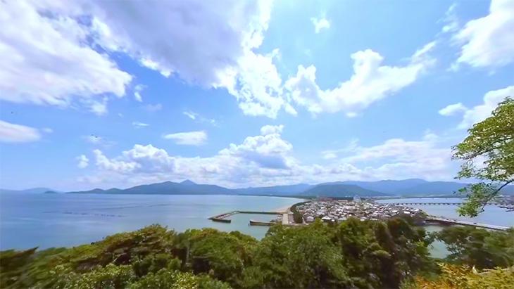 佐賀観光シリーズ 唐津城 ダイジェスト画像2