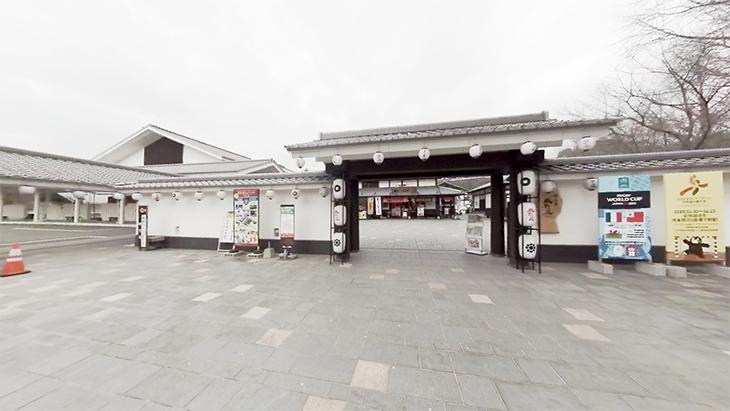 熊本観光シリーズ 桜の馬場城彩苑 ダイジェスト画像1