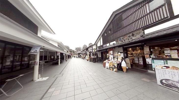 熊本観光シリーズ 桜の馬場城彩苑 ダイジェスト画像3