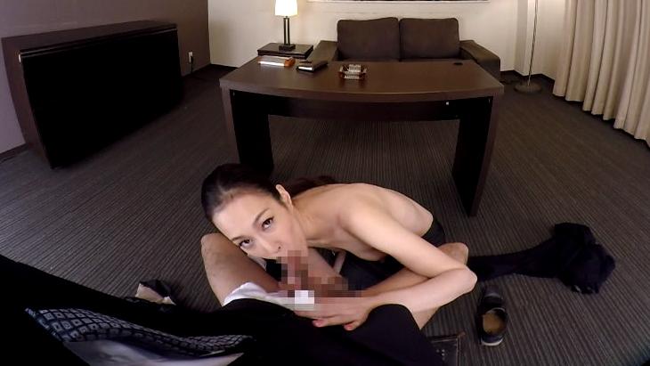 水原梨花 そんな貴方に…こんな秘書。