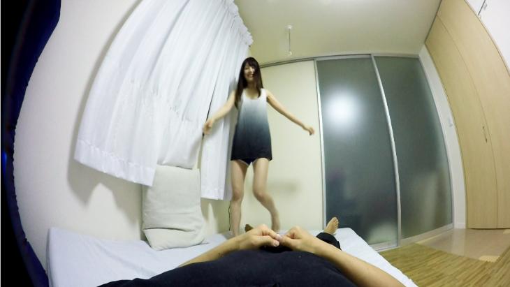 美少女が甘く優しく添い寝で癒しAM1:00